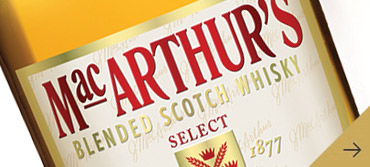 MacArthur's Scotch Whisky
