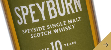 Speyburn Single Malt Scotch Whisky