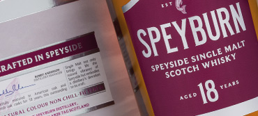 Speyburn Limited Edition 18 Years Old Expression