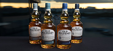 Old Pulteney unveils new collection to signal brand evolution - New expressions set sail for the maritime malt.