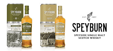 Speyburn Single Malt relaunches with two new Travel Retail exclusives.